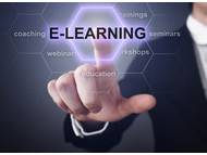 E-Learning -  Anytime, Anyplace, Anywhere!