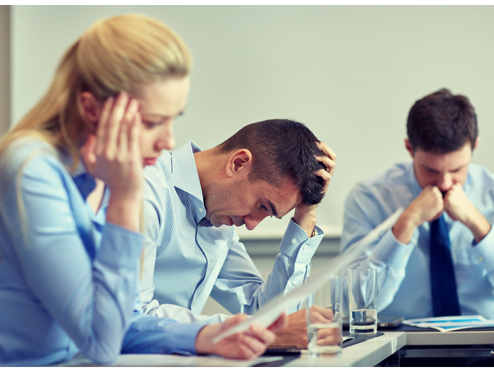 How Much are Stressed and Unhappy Workers Costing You?
