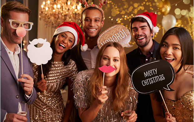 Office Christmas Party.A Guide For Millennials How To Further Your Career At The