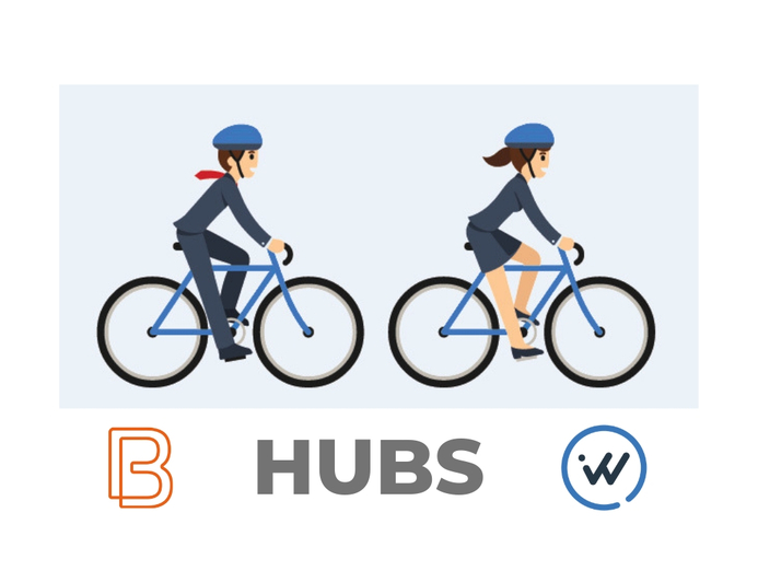 Hubs: A different type of networking