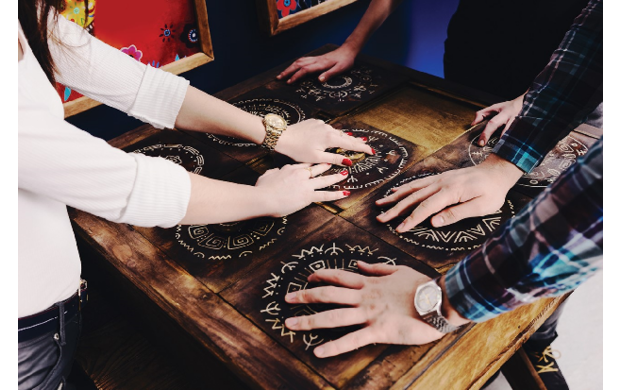 The Escape Room - Taking collaborative team working to a new level